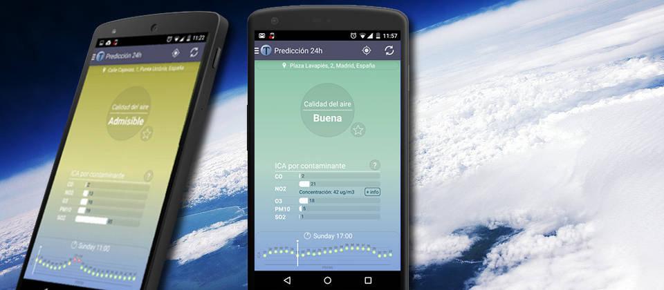Nueva app para smartphones